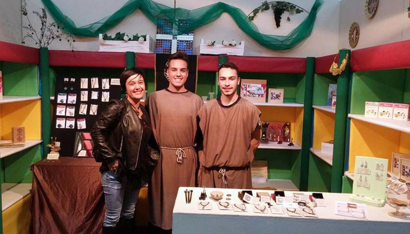 la llar dels deus. tienda reproducciones arqueologicas