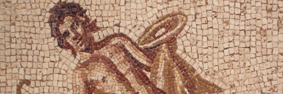 Taller de mosaico romano