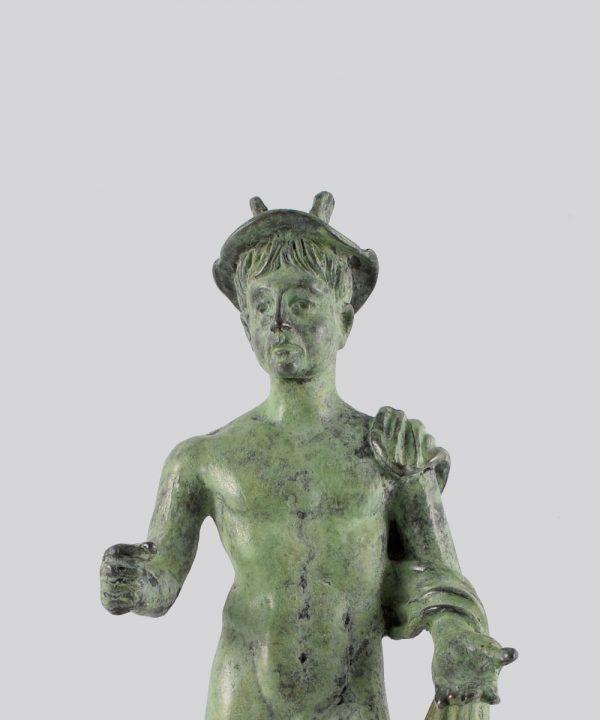 Mercurio Sagunto. Reproducción Arqueológica.