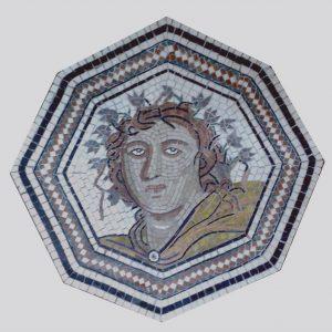 Mosaico Baco