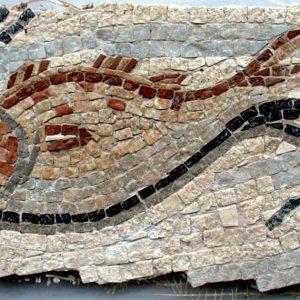 Mosaico pez