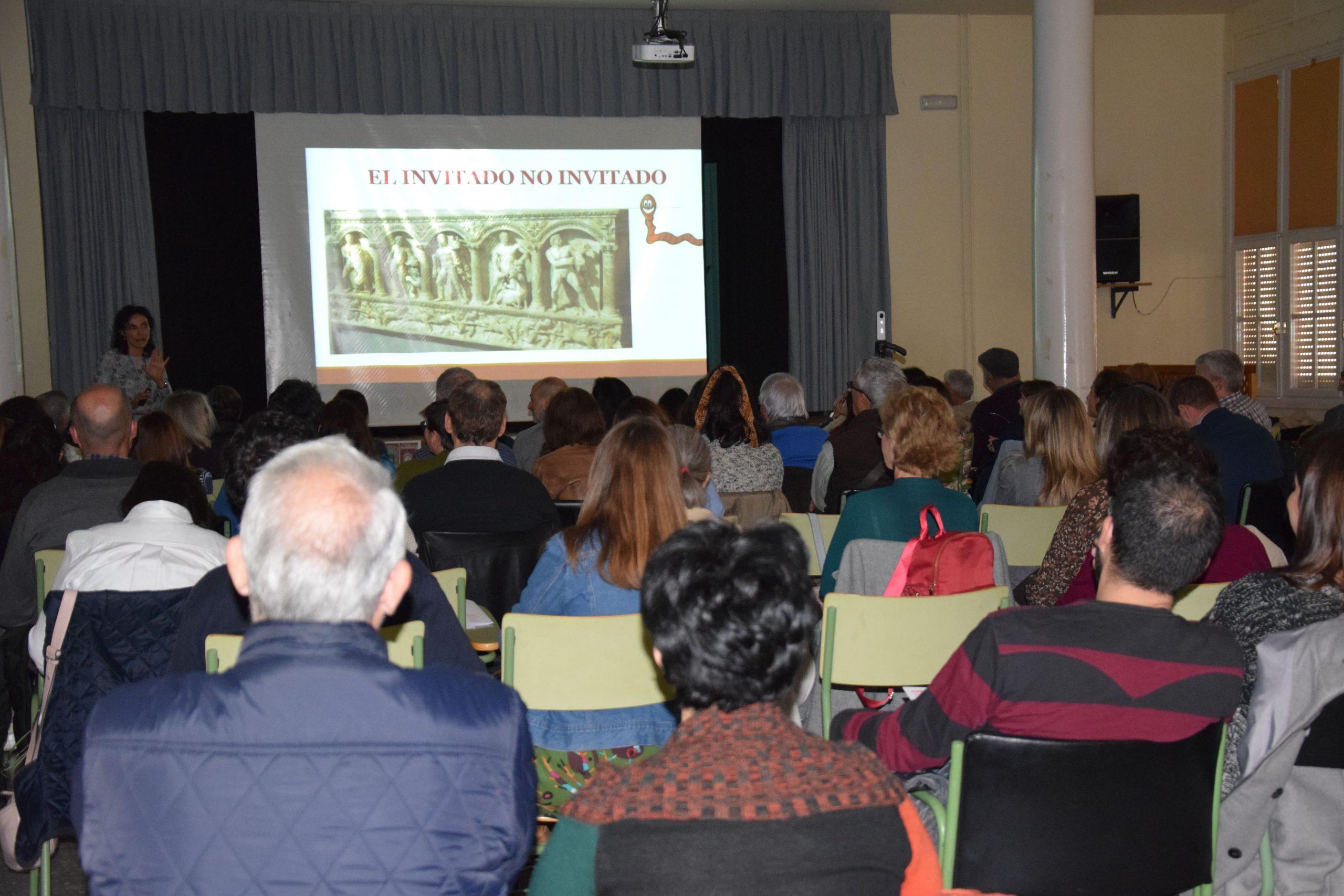 Conferencia Domus Baebia.