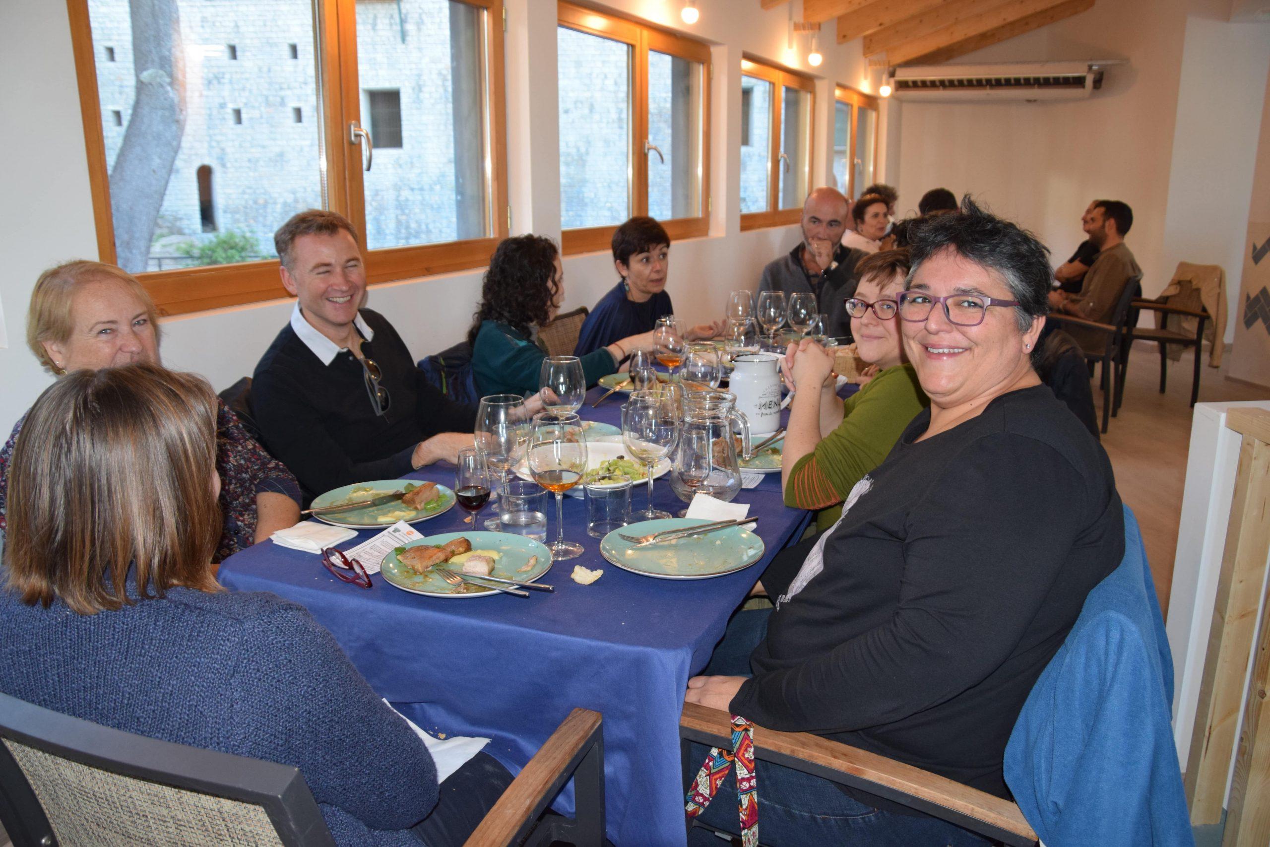 Menu romano en restaurante Le Fou