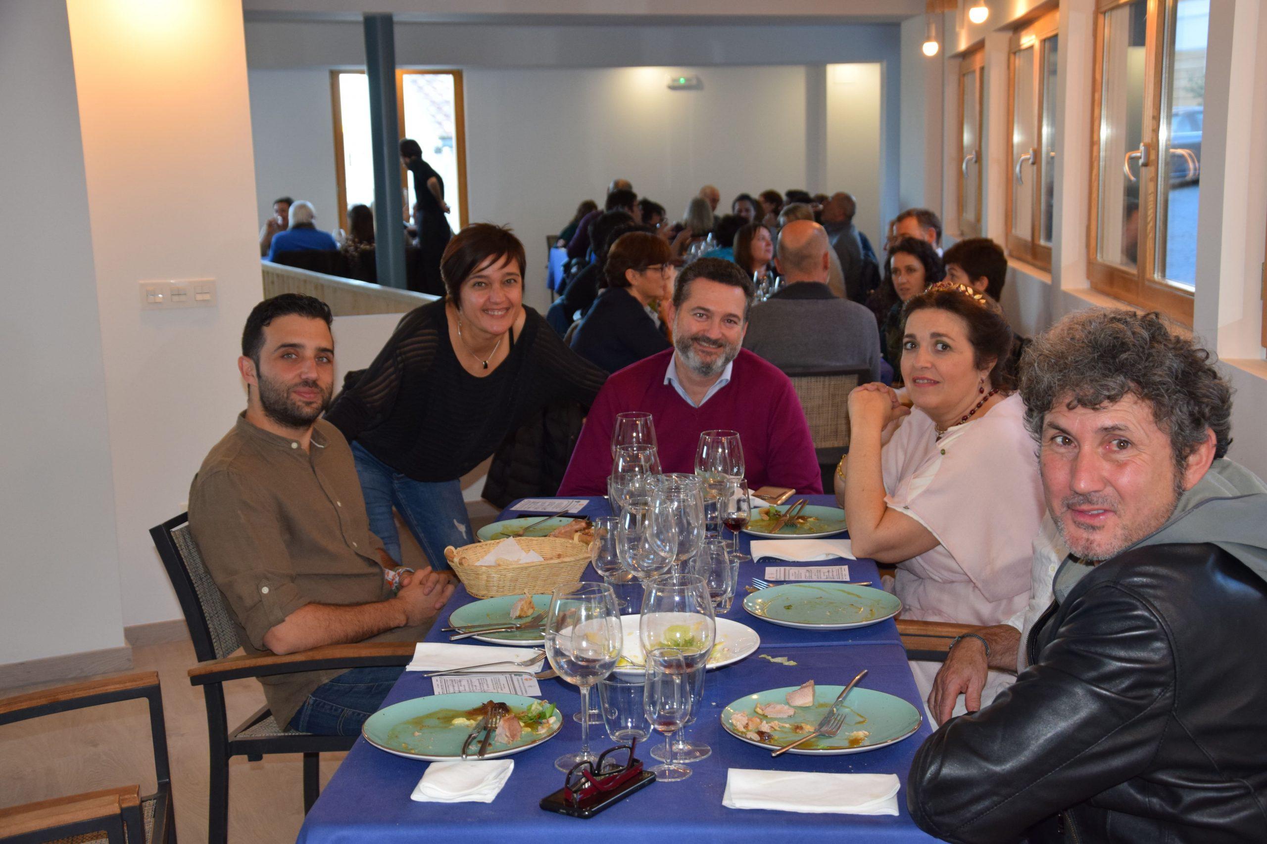 Dario Moreno, Amelia Vela, Manuel León, Ana Quesada